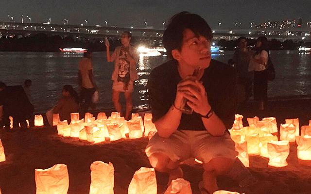 大手インターネット広告代理店内定者・福田