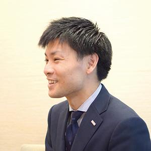西村勇紀氏