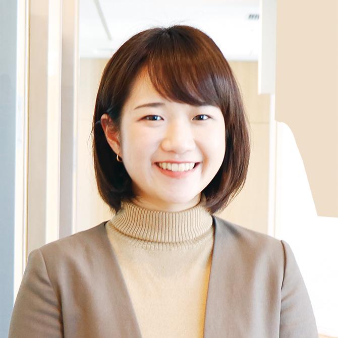 アナリスト P&T Digital ビジネスユニット IES セクター 伊東那奈氏