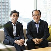 """30年以上ビジネスの最前線を走ってきた二人が、MSOLを""""次のステージ""""に選んだ理由"""