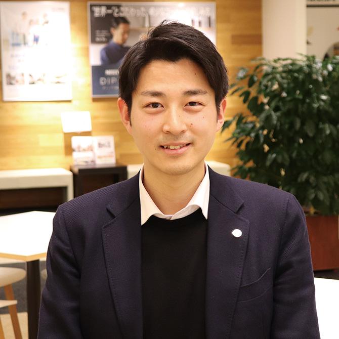 Eコマース本部 ECビジネス開発グループ 事業開発部 岡田純一氏