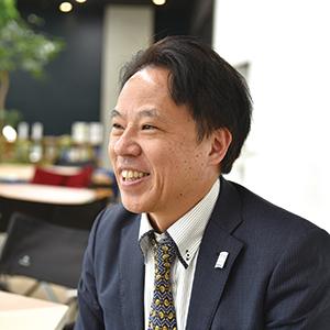 人事部 シニアエキスパート(採用グループ) 須藤浩之氏
