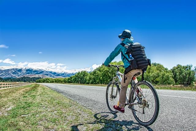 就活はギアの重い自転車をこぎ続けるようなもの?!止まらなければ成功する!