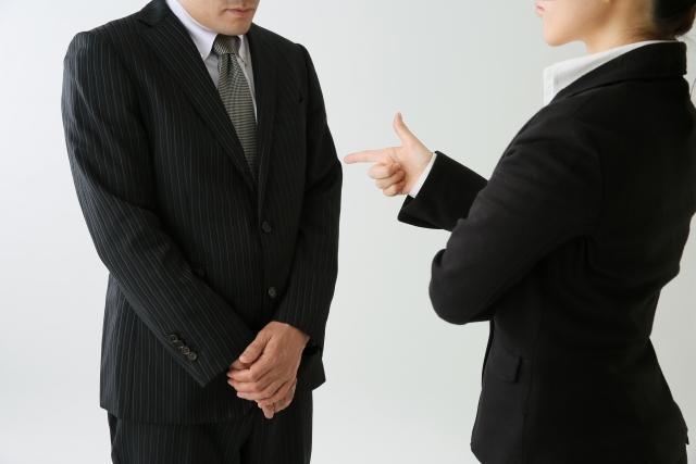 面接の質問と回答例「自分の意見と合わない