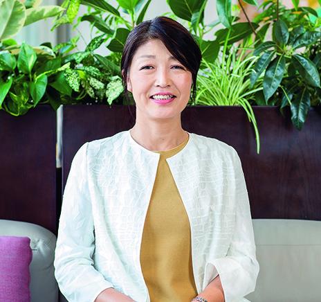 EY Japan コンサルティングダイバーシティ&インクルーシブネス リーダーパートナー 佐々木 惠美子氏