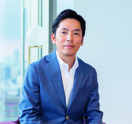 EY Japan コンサルティング テクノロジーコンサルティング リーダー パートナー 田畑紀和氏