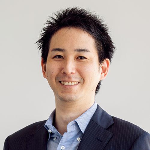 青木雄介氏のイメージ