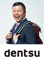 株式会社電通 東松 寛文(トウマツ ヒロフミ)氏