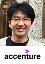 アクセンチュア株式会社 テクノロジーコンサルティング本部 インテリジェントソフトウェアエンジニアリングサービスグループ シニア・マネジャー 阿部倉 泰平(アベクラ ヤスヒラ)氏