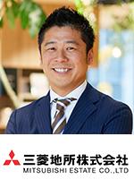 三菱地所 人事部 主事 椋木 浩平(ムクノキ コウヘイ)氏