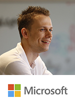 日本マイクロソフト 株式会社 人事本部 採用グループ 新卒採用マネージャー アクセノフ ユージン氏