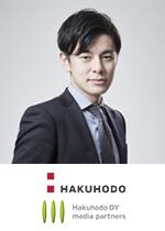博報堂/博報堂DYメディアパートナーズ 人事局 人事部 山下 洋平(ヤマシタ ヨウヘイ)氏